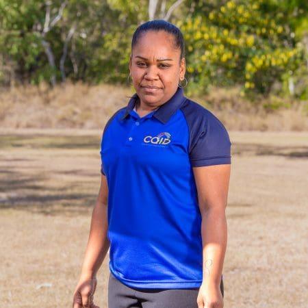 Larissa Fewquandie   CQID